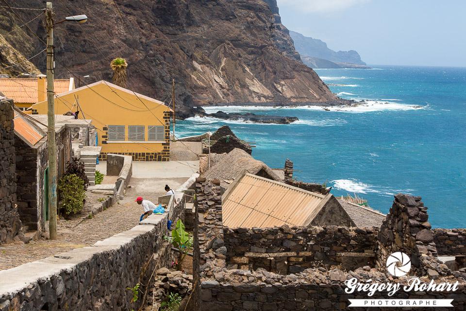 Randonnée au Cap-Vert