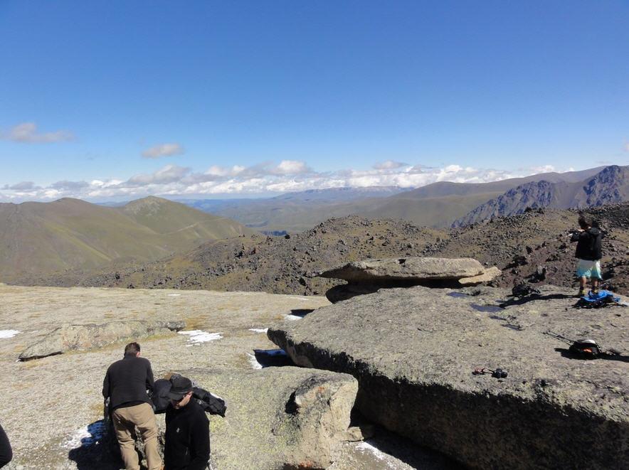 Deux français ont atteint le sommet de l'Elbrouz – 5622 m