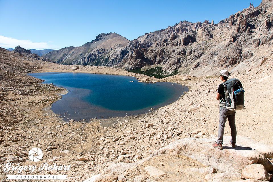 Lagune Schmoll - parc national Nahuel Huapi