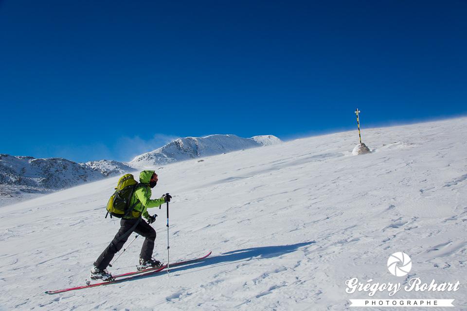 Ski de randonnée en Bulgarie