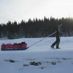 Préparation physique pour un raid nordique