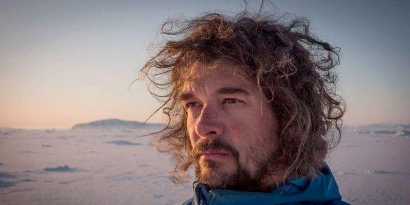 Nicolas Dubreuil, aventurier des glaces