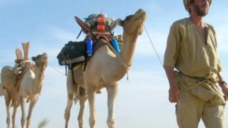 Mémoires du désert - Une vie à l'autre bout du monde par Régis Belleville