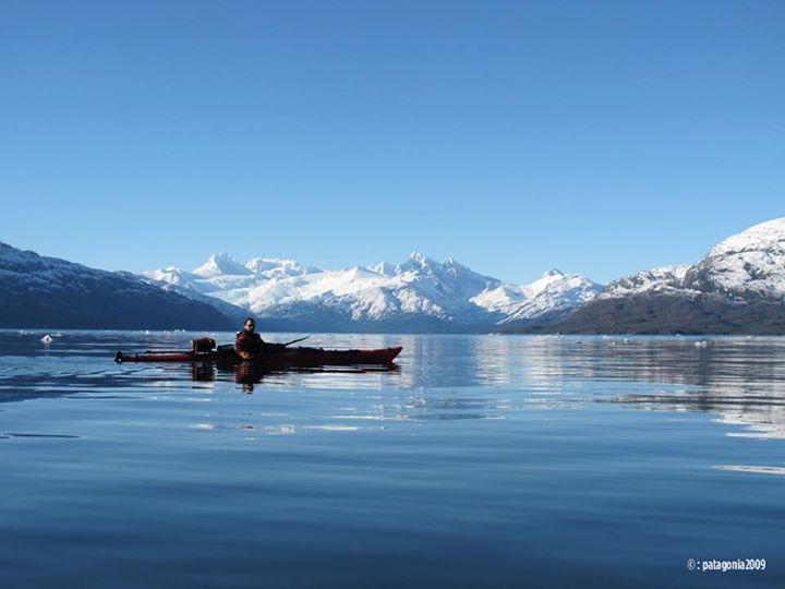 « Une odyssée en Patagonie » par Inti SALAS ROSSENBACH