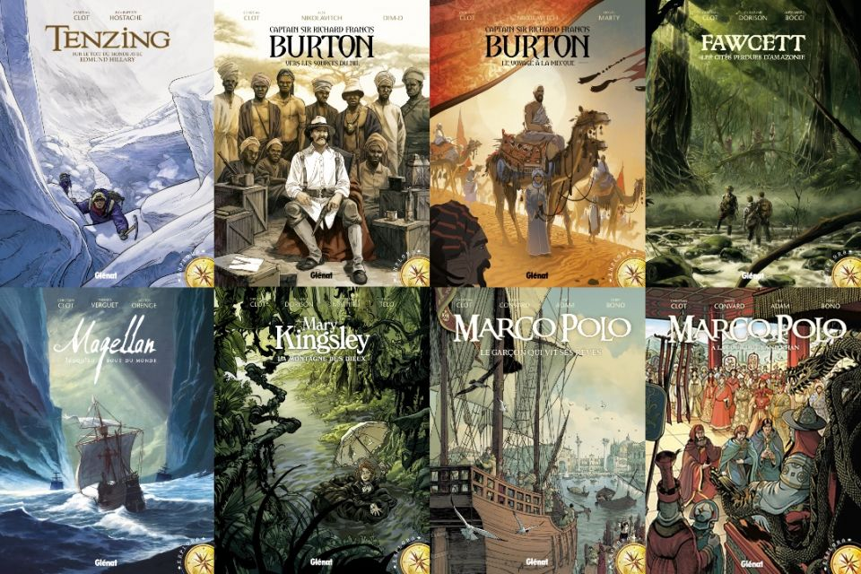 13 livres d'aventures pour explorer le monde de chez soi