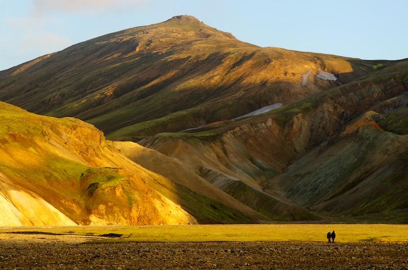 Islande - Carnets de Rando