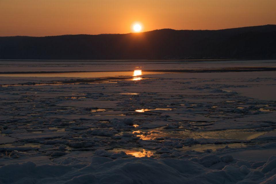 Lac Baïkal - Dennis Tang