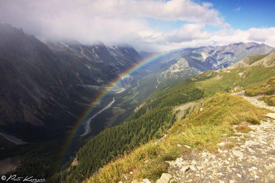 photo tour du mont blanc