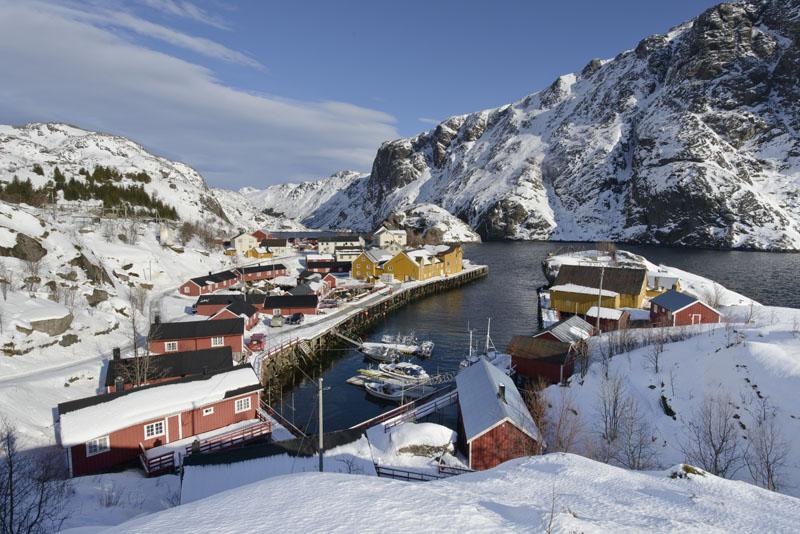 Village-de-Nusfjord