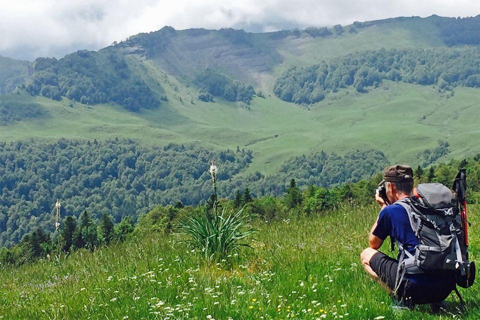 La Team Aventuriers dans le Béarn pour une semaine Outdoor