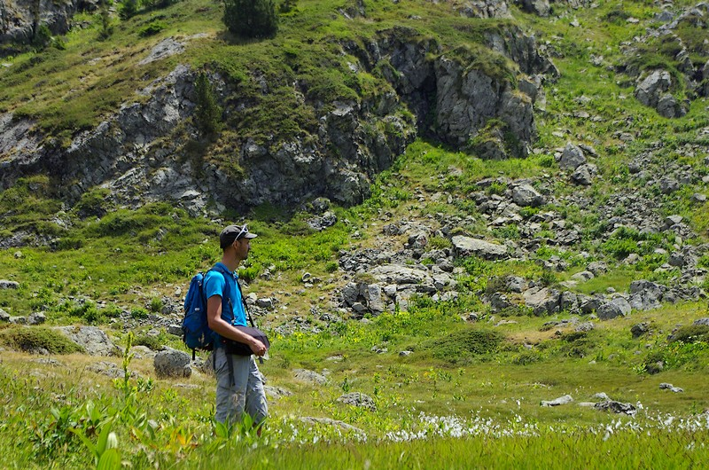 montagne rando randonnée linaigrettes