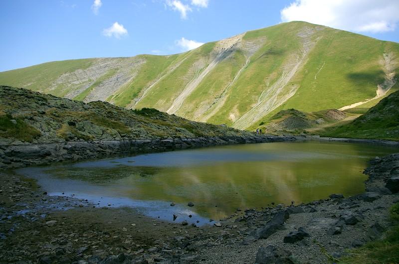 Tabor Taillefer Matheysine randonnée Lac Charlet