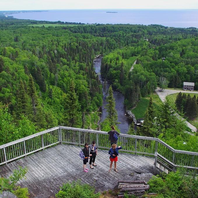 Québec, Saguenay, Val Jalbert