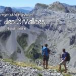 La Mission Béarn vient de boucler le trek des 3 Vallées