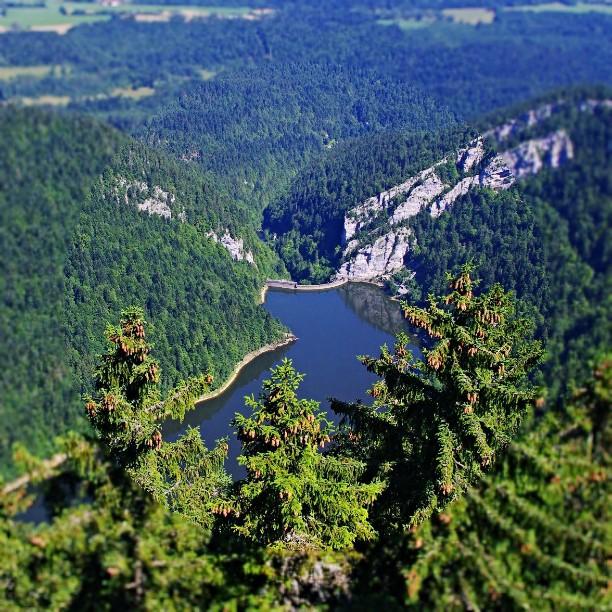 Chemins de la Contrebande, Doubs, Pays Horloger