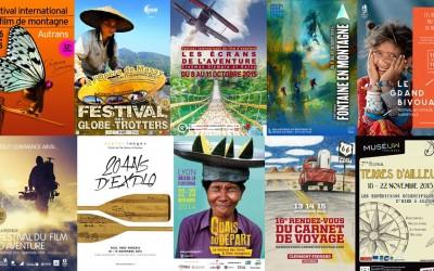 Les meilleurs festivals de voyage et d'aventure de la rentrée