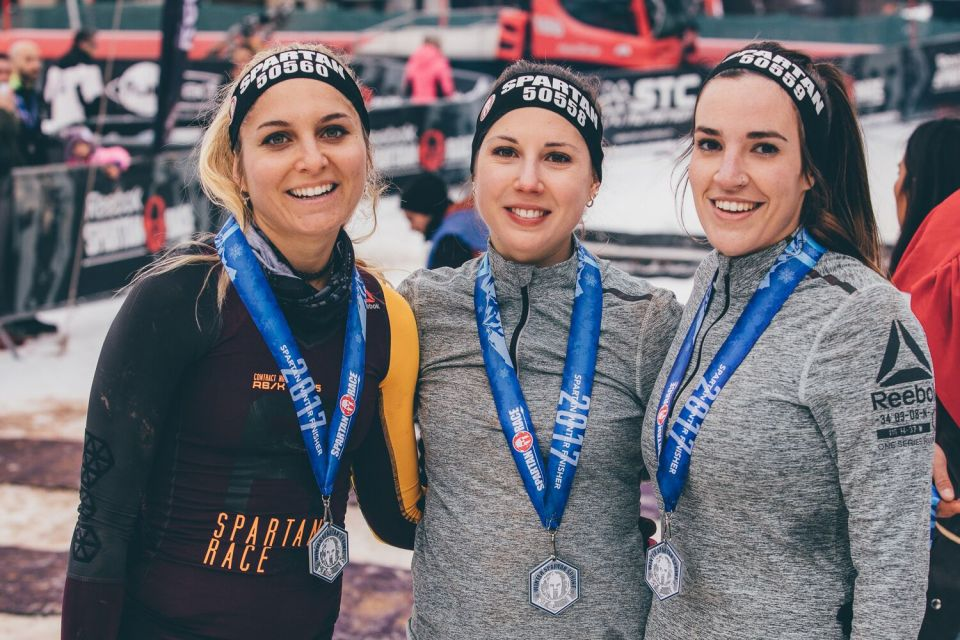 Spartan Race Girls