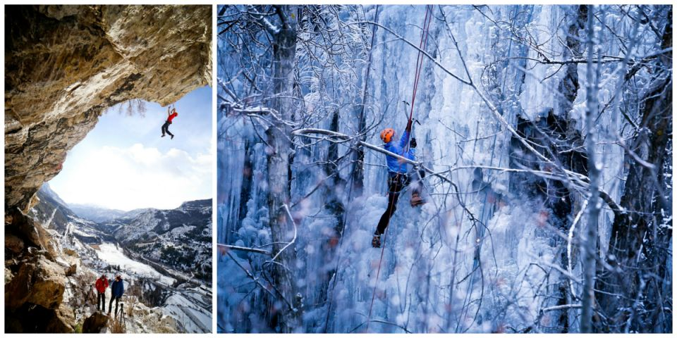 activités Ice climbing 2