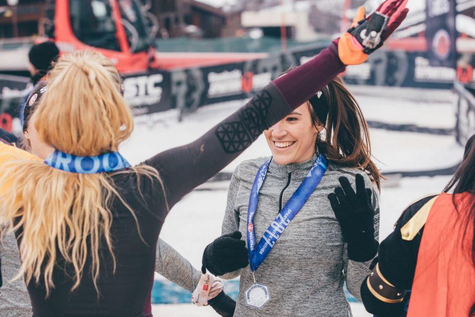 médaille Spartan Race