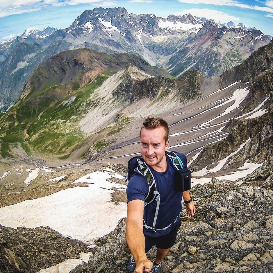 blogueur aventurier Maxime Alexandre