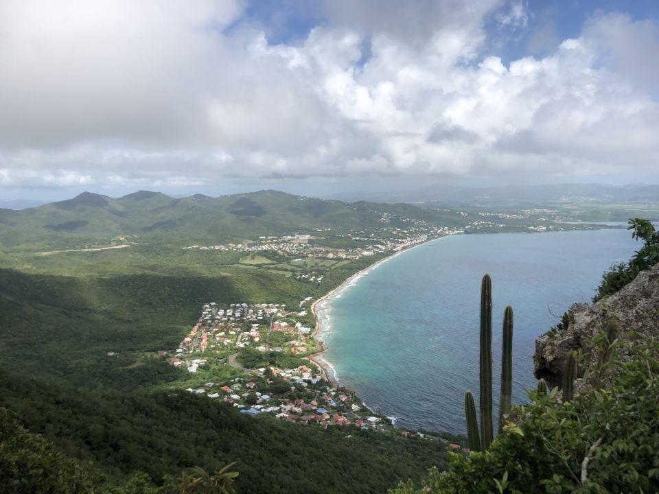 épreuve raid alizés Martinique