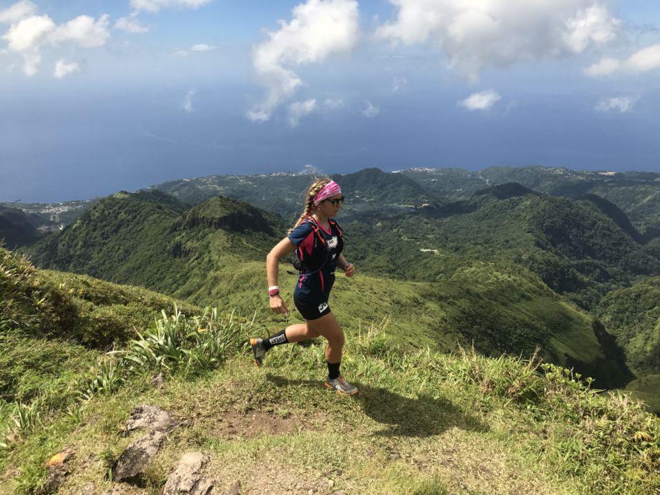 trail montagne pelée