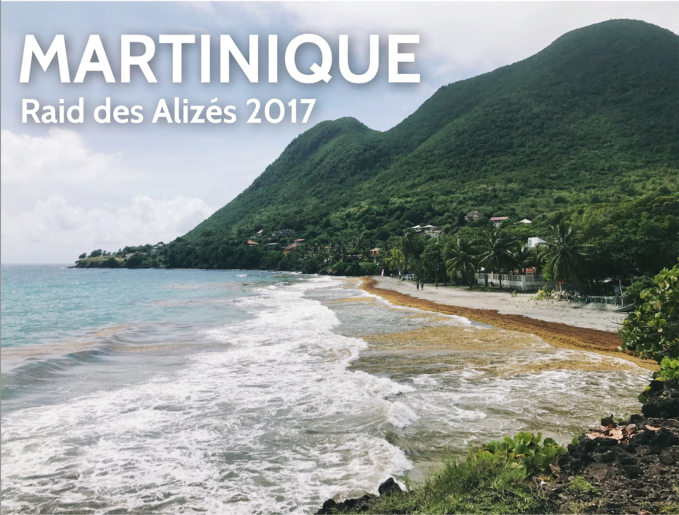 raid Alizés Martinique expérience