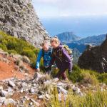 Voyage outdoor sur l'île de Madère
