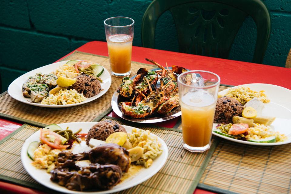 où manger en dominique