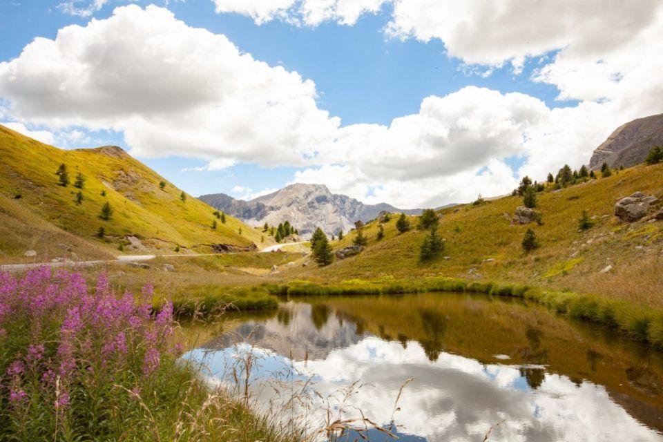 route des grandes alpes paysage
