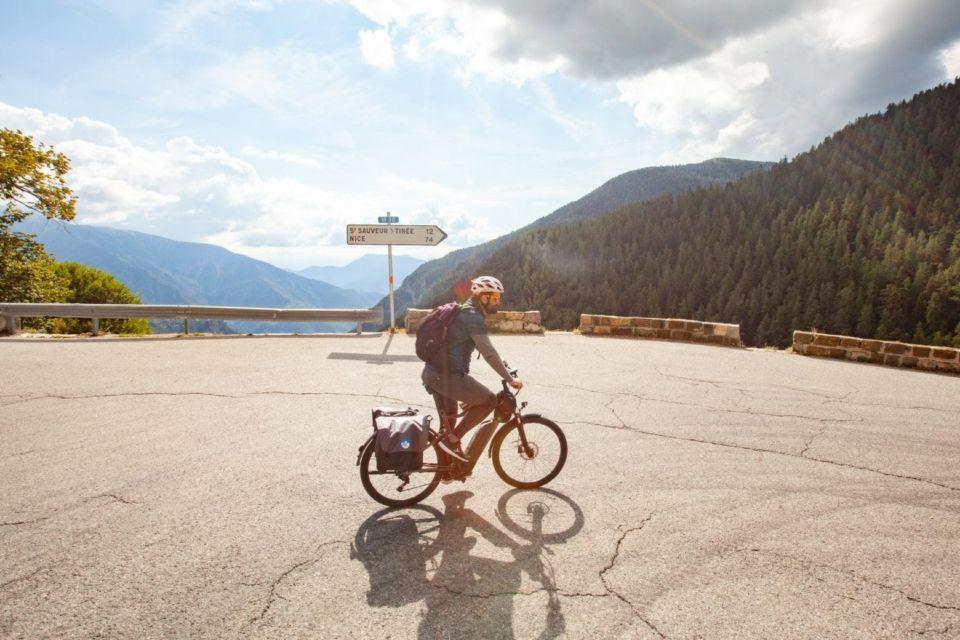 route des grandes alpes vélo