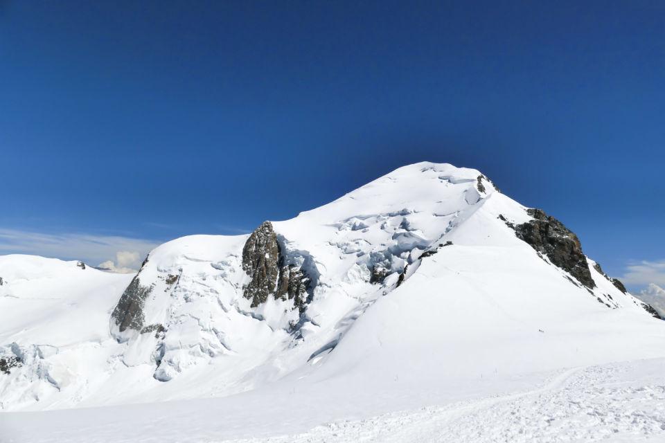 Mon aventure vers le sommet du Mont Blanc