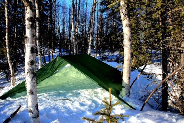 Comment monter un tarp