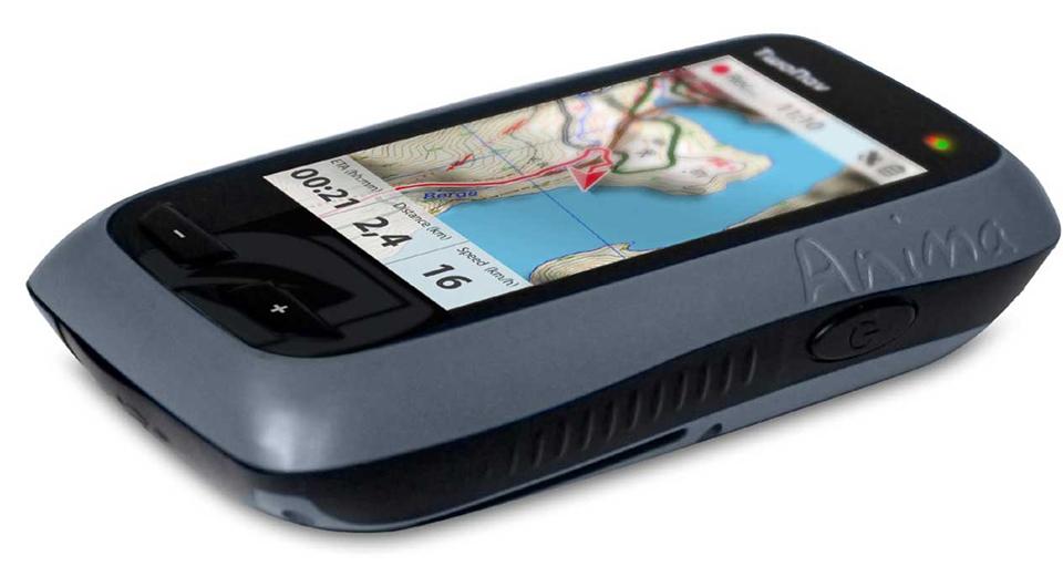 On a testé le GPS Twonav Anima