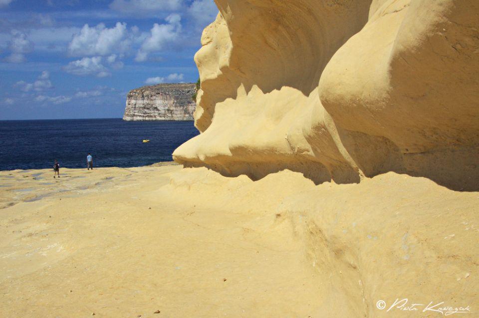 Randonnée sur l'île de Gozo