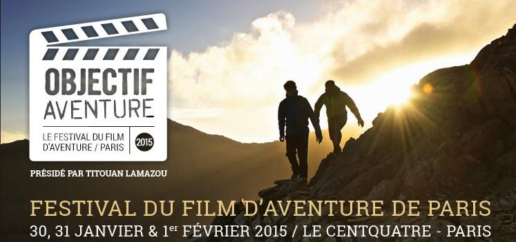 Retour sur 3 jours d'aventure à Paris avec le festival Objectif Aventure