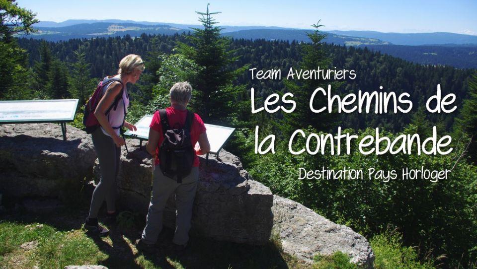 La Team Aventuriers a parcouru les Chemins de la Contrebande