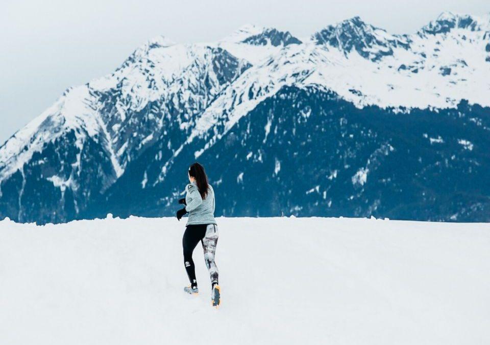 La Winter Spartan Race de Valmorel